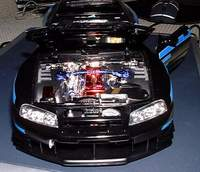 Nissan Muscle machines (Datsun 510)
