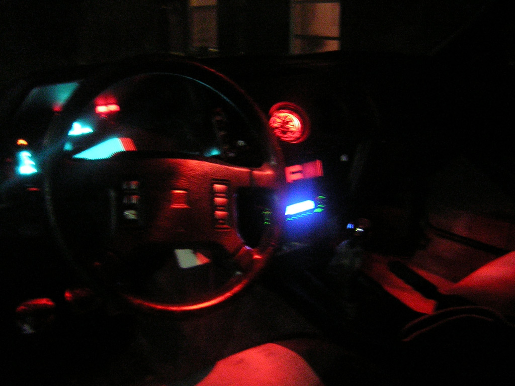 Car Wont Start No Spark At All From The Coil Nissan Forum Z32 Engine Diagram Replacing Interior Lights