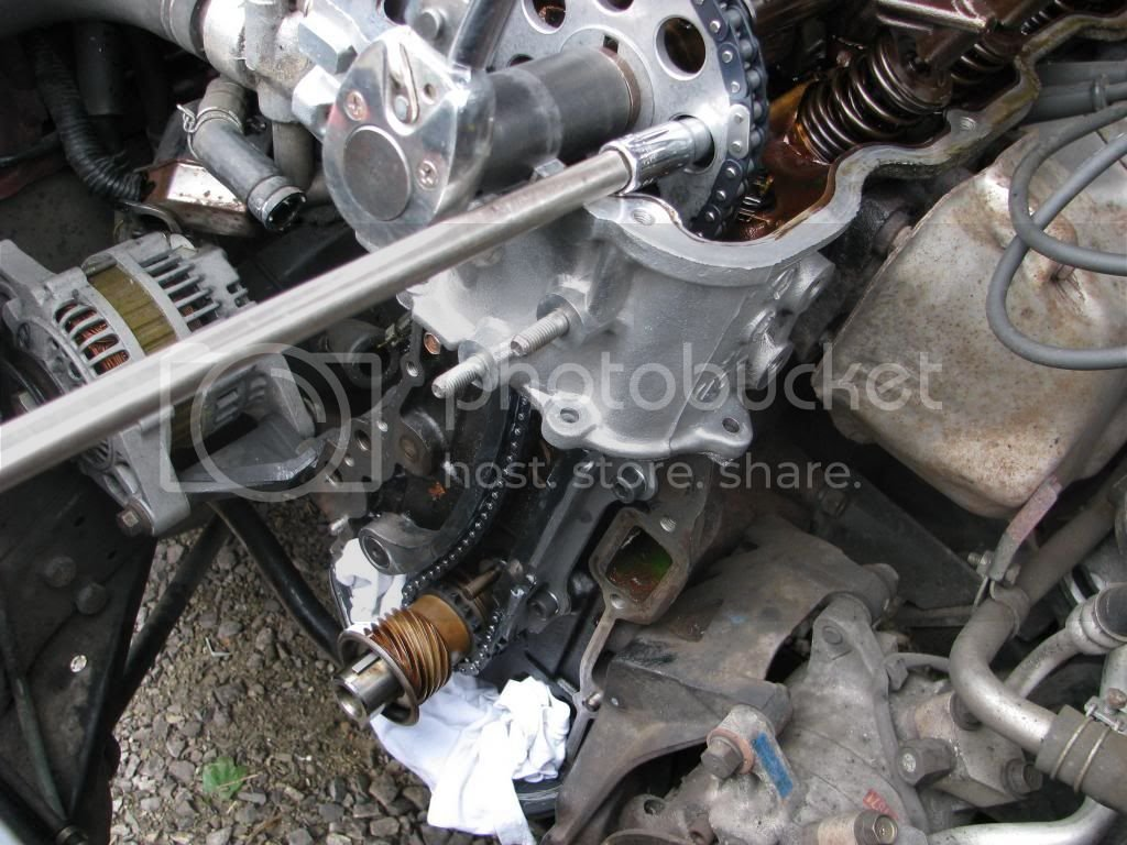 Timing Chain replacement 2 4 KA24E | Nissan Forum
