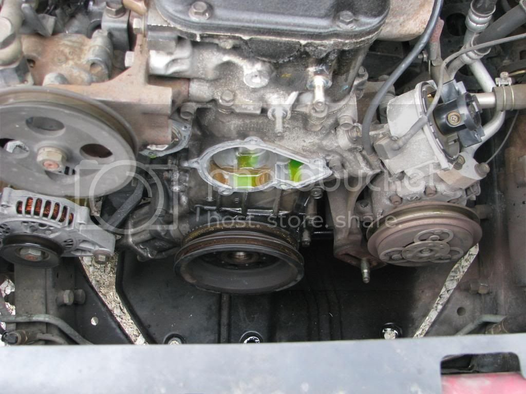 Timing Chain replacement 2 4 KA24E | Nissan Forum