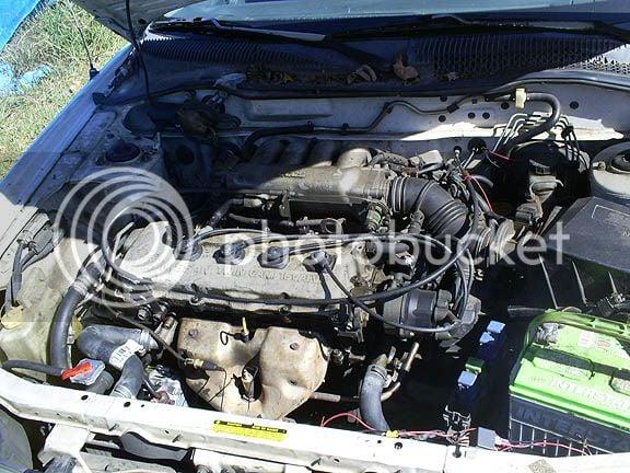 92 Sentra engine swap   | Nissan Forum