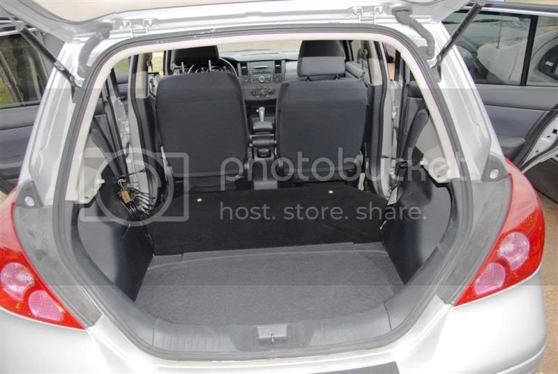 remove rear seats | Nissan Forum