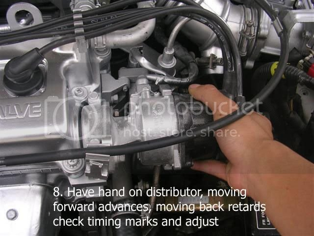 Definitive Guide on How-To Adjust Timing!   Nissan Forum