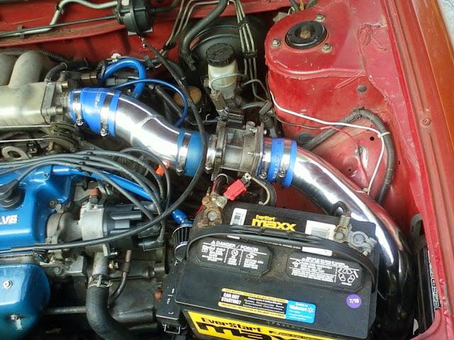 The GA16DE Intake Thread | Nissan Forum
